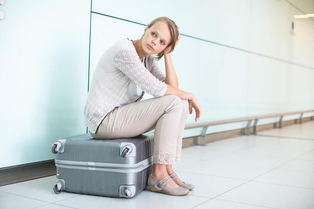 Odszkodowanie za opóźniony lot może zrekompensować trudny przedłużonej podróży.